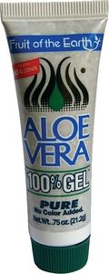 Gel hladilni Fruit of the Earth aloe vera 100 %, 21,2g