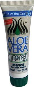 Gel hladilni Fruit of the Earth aloe vera 100 %, 21,2g