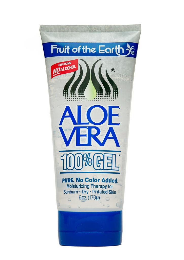 Gel hladilni Fruit of the Earth, Aloe vera 100 %, 170 g