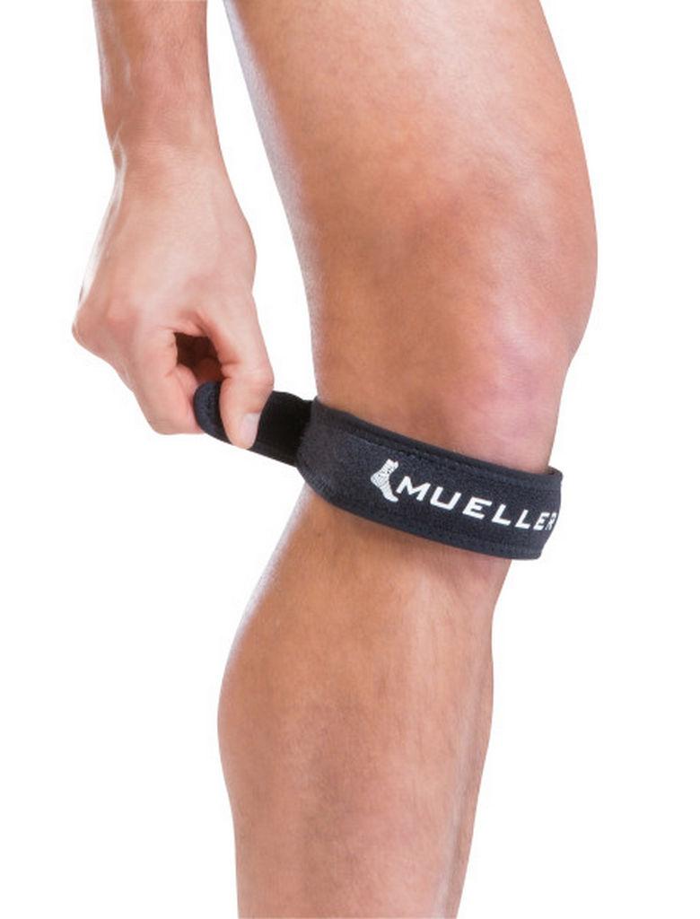 Trak kolenski Mueller, črn 992