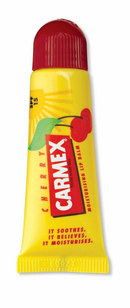 Balzam za ustnice Carmex premium cherry tube, 5ml