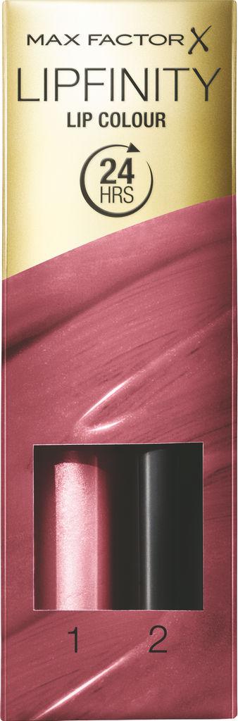 Šminka Max Factor, Lipfinity, dolgoobstojna z balzamom, 20