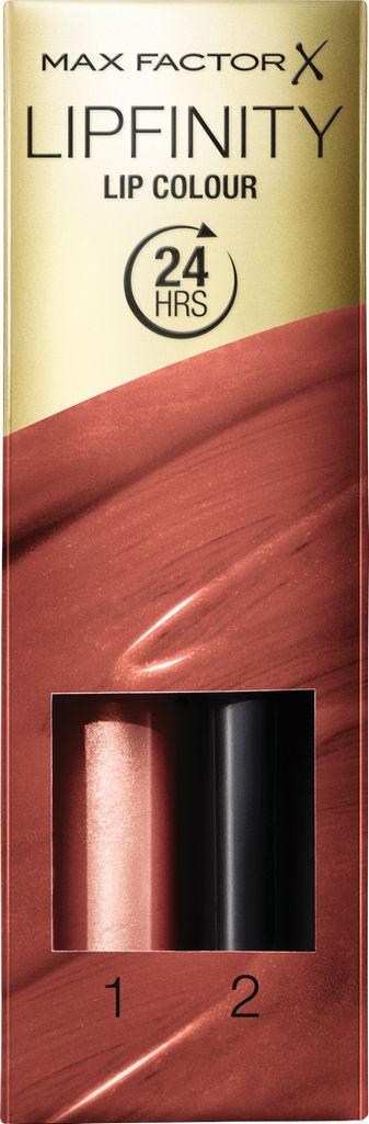 Šminka Max Factor, Lipfinity, dolgoobstojna z balzamom, 70