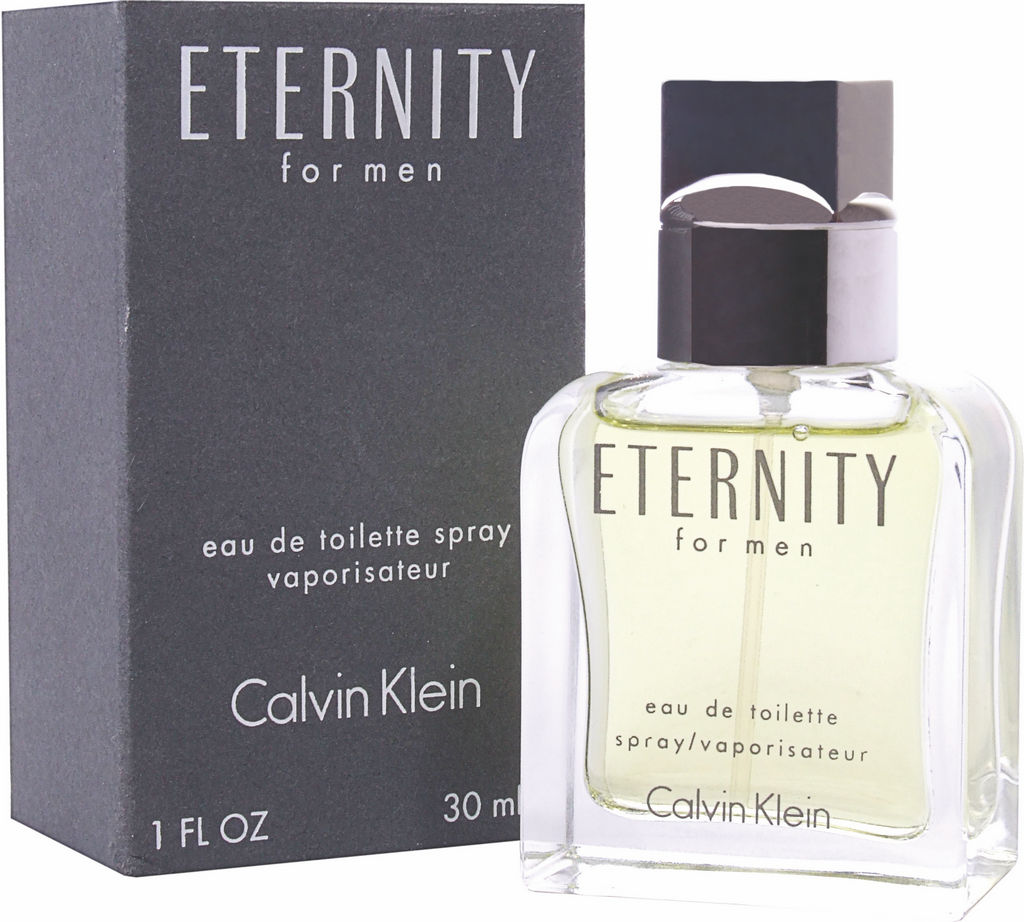 Toal.voda Calvin Klein, moška, Eternity, 30ml