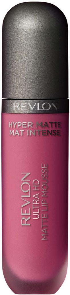 Rdečilo za ustnice tekoče Revlon Ultra HD Mousse Hyper Matte Dusty Rose800