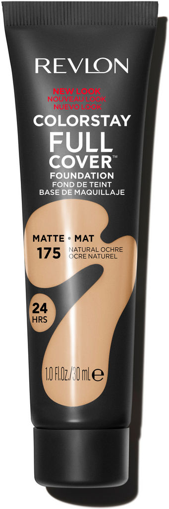 Puder tekoči Revlon, Color Stay Full cover – Natura Matt 175, 30 ml