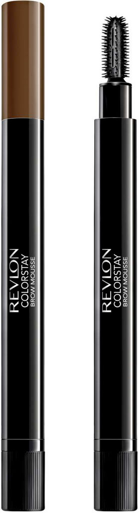 Krema za obrvi Revlon Colorstay Brow Mousse Soft Brown 402