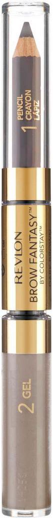 Svinčnik in gel za obrvi Revlon Brow Fantasy – Dark Blonde 205