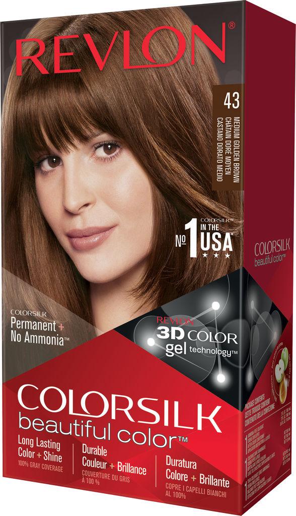 Barva za lase Revlon Colorsilk 43
