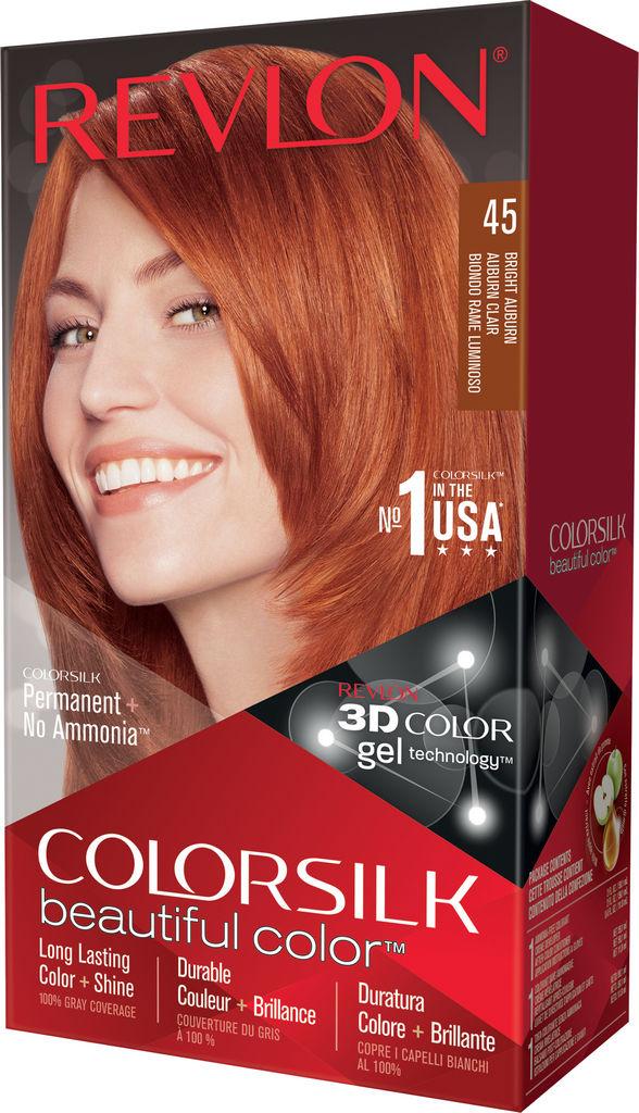 Barva za lase Revlon Colorsilk 45