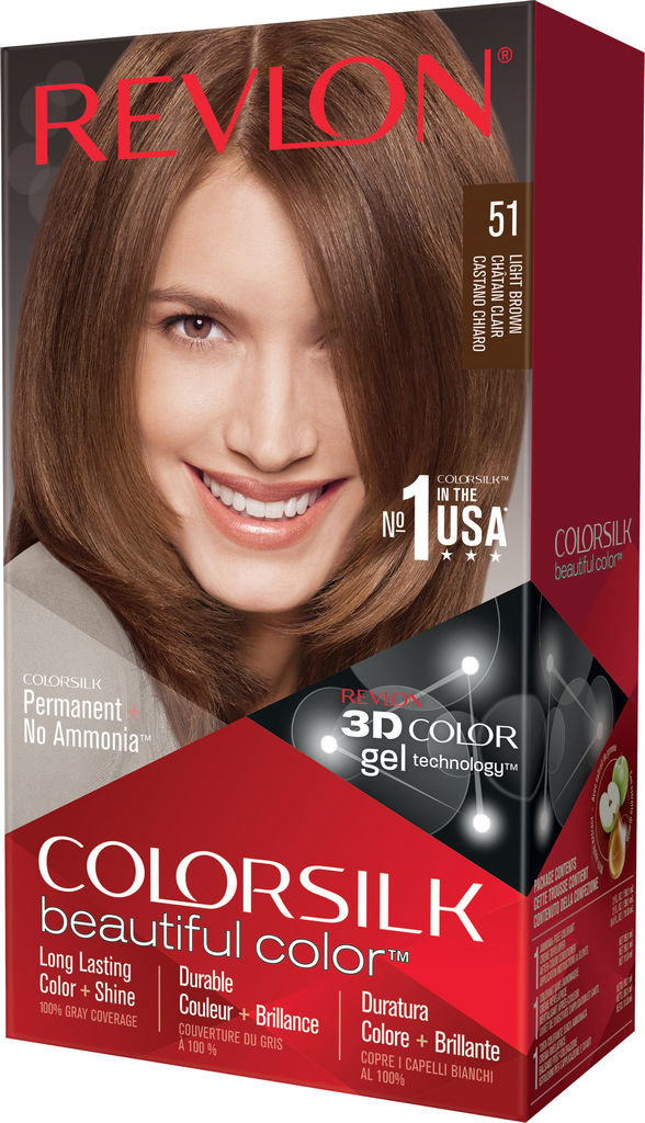 Barva za lase Revlon Colorsilk 51