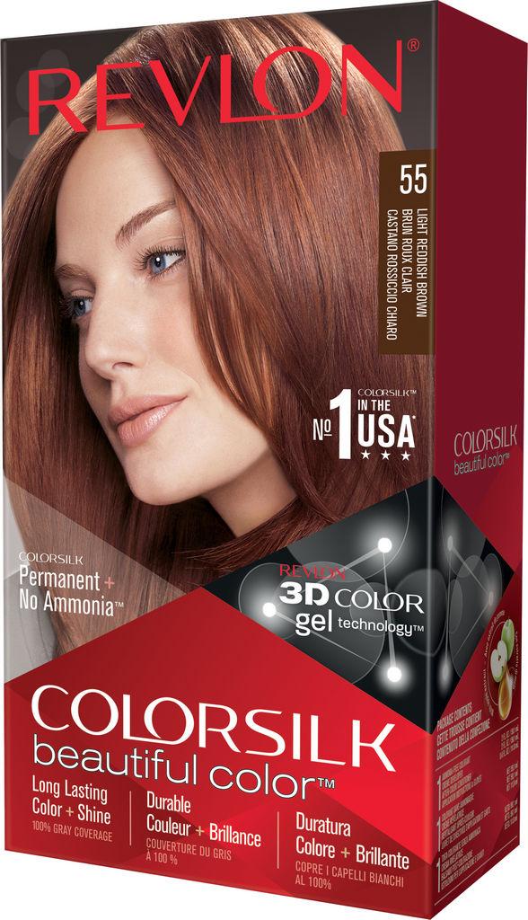 Barva za lase Revlon Colorsilk 55