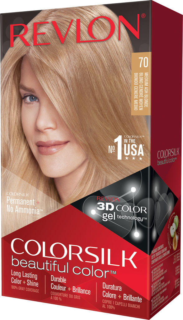 Barva za lase Revlon Colorsilk 70