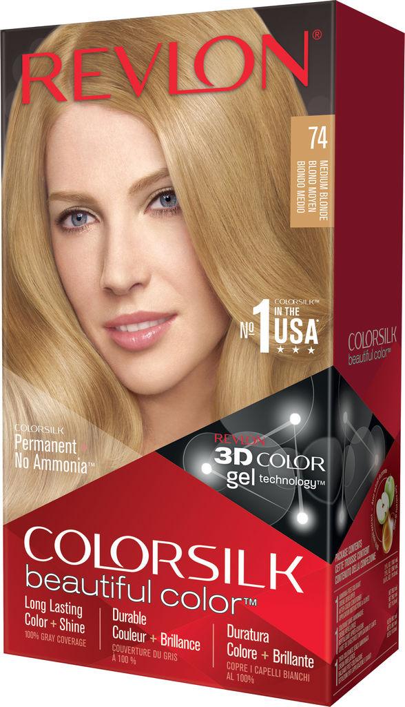 Barva za lase Revlon Colorsilk 74