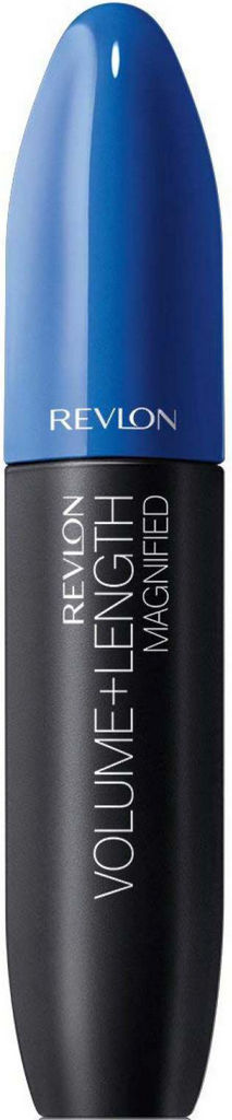 Maskara Revlon, volume+lenght, blackest black