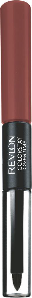 Rdečilo za ustnice Revlon Colorstay OvertimeTM – Always Sienna 380