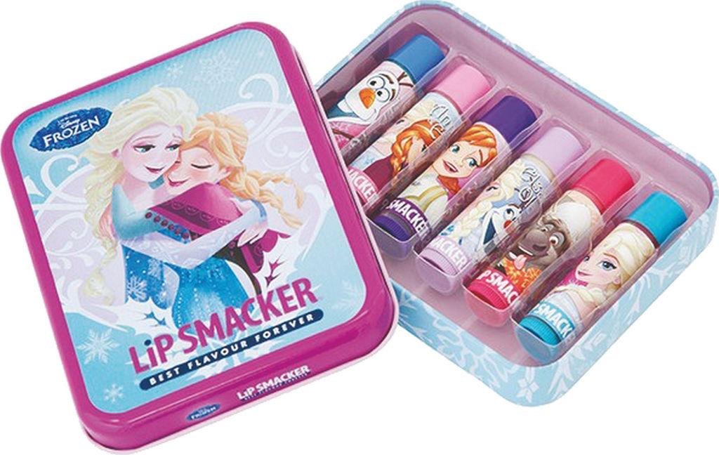Mazilo za ustnice LS, Frozen, pločevinka, 6/1