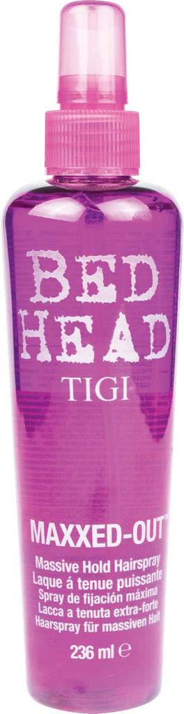 Lak za lase Tigi, Bed Head – Maxxed-out, 236 ml