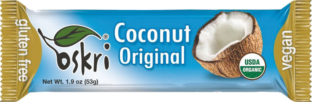 Rezina Bio Oskri, kokos, 53g