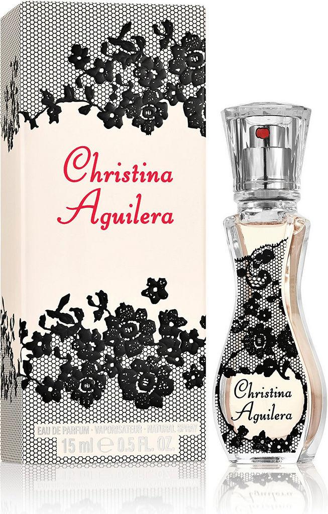 Parfumska voda Christina Aguilera Signature, ženska, 15ml