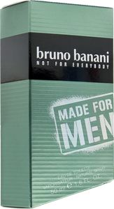 Toaletna voda Bruno Banani, Made For Men, 50ml