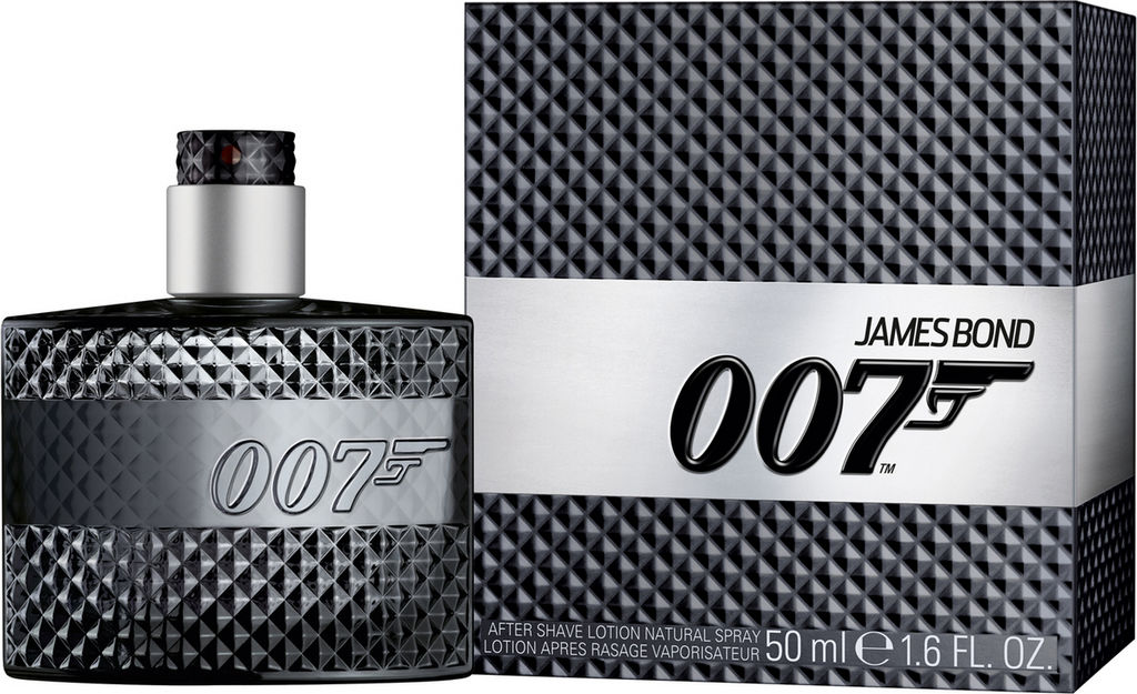Losjon po britju James Bond 007, 50ml