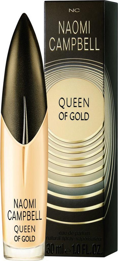 Parfumska voda Naomi Campbell, Queen of Gold,  ženska, 30ml