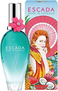 Toaletna voda Escada, Born in Paradise, ženska, 50ml