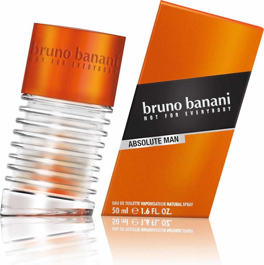 Toaletna voda Bruno Banani, Absolute Man, 50ml