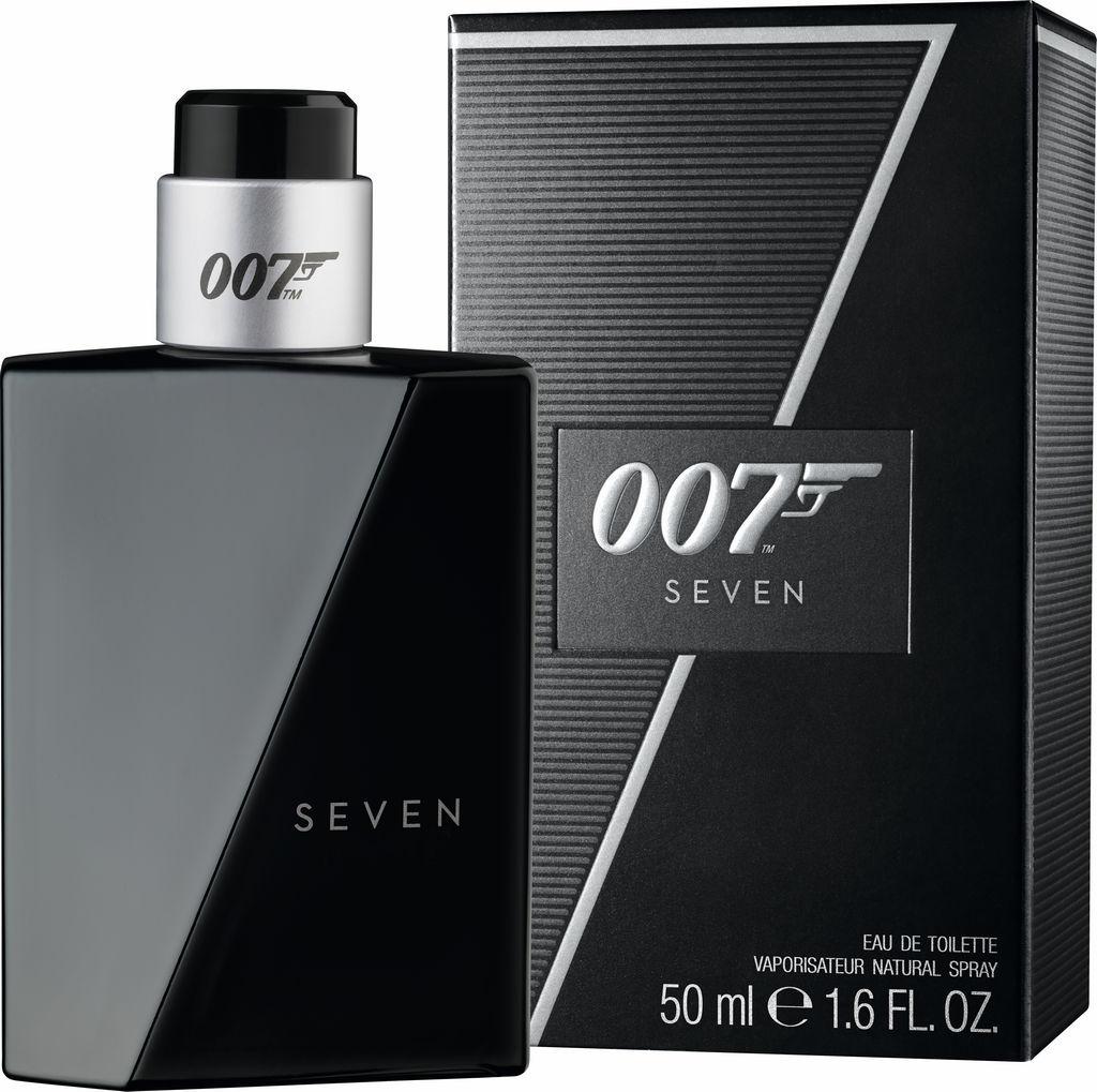 Toaletna voda James Bond 007, Seven, moška, 50ml