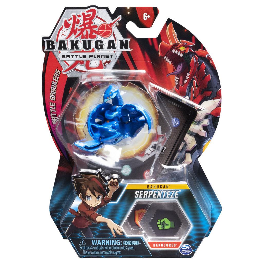 Igra Bakugan, Basic Ball, Pack 16/1