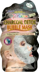 Maska 7th heaven, Charcoal detox Bubble mask, 20 g
