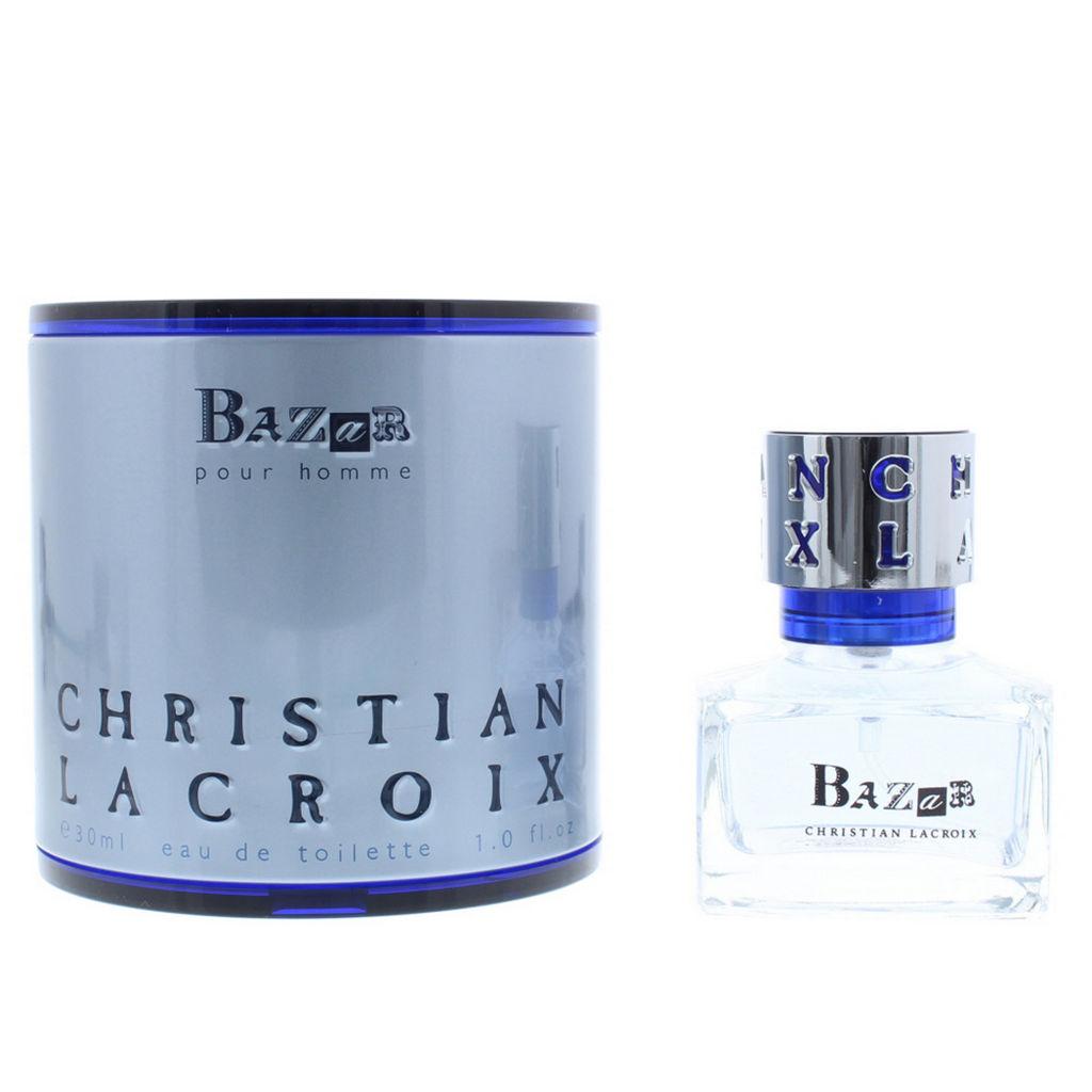 Toaletna voda Christian Lacroix, moška, Bazar, 30 ml