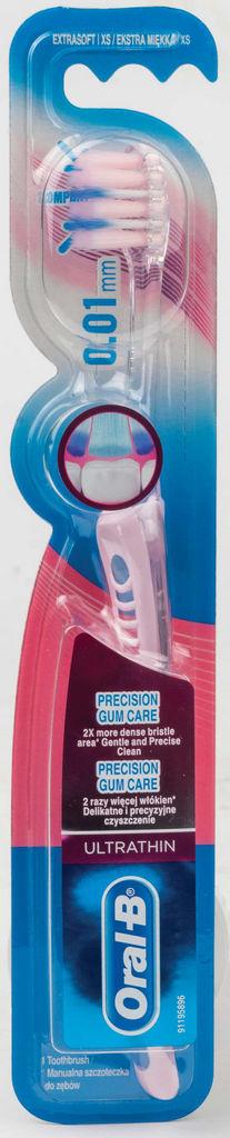 Zobna ščetka Oral-b, ultra thin soft