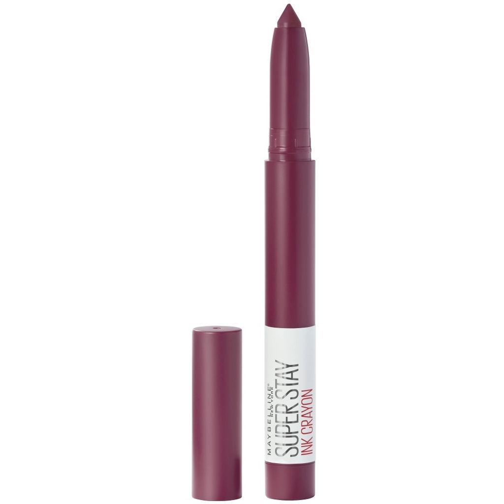Šminka v obliki svinčnika Maybelline New York Superstay Ink Crayon 60 Accept a Dare