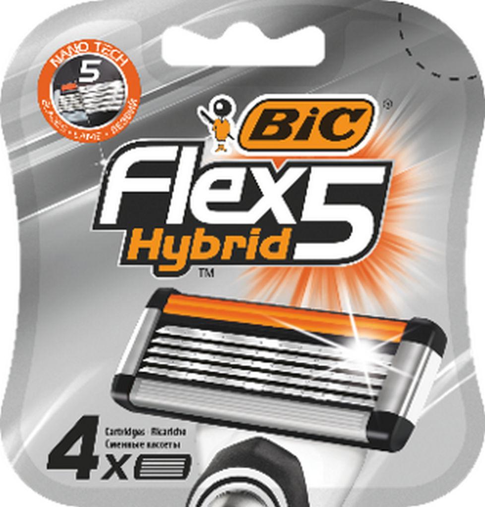 Nastavki za brivnik BIC Flex 5