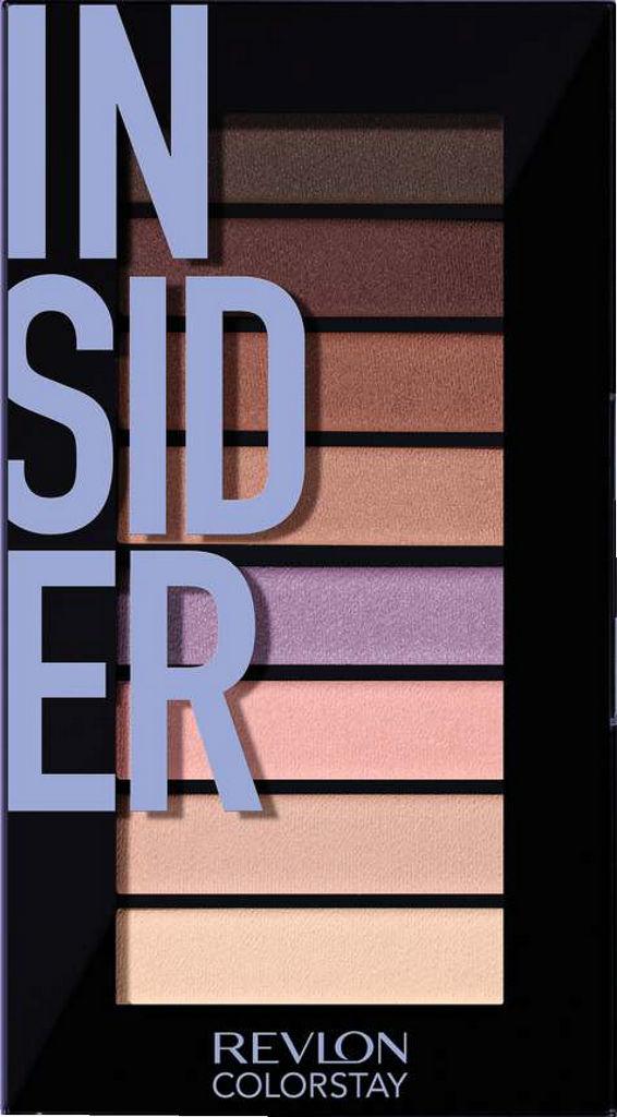 Paleta senčil Revlon Colorstay Looks Book Insider 940
