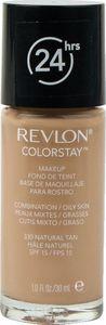 Puder Revlon, ColorStay, tekoči, za mešano do mastno kožo, natural tan 330