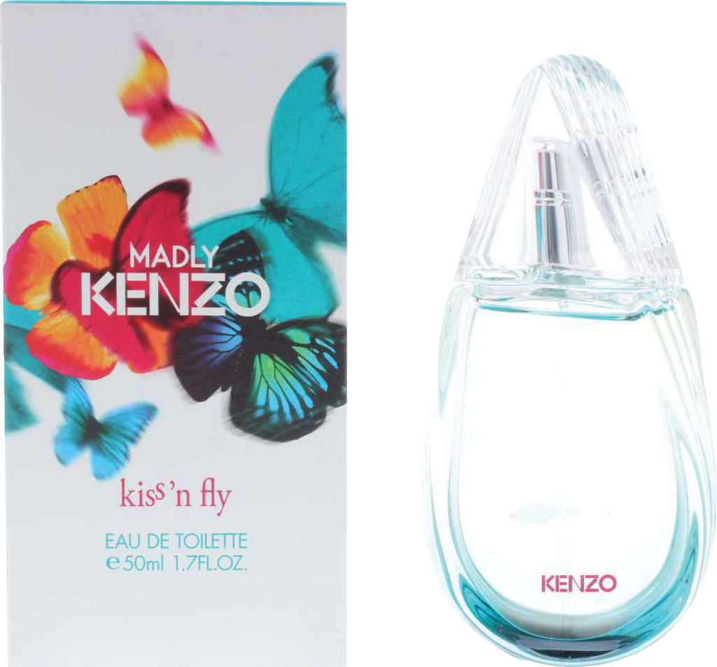 Toaletna voda Kenzo, Madly Kiss'n Fly, ženska, 50ml