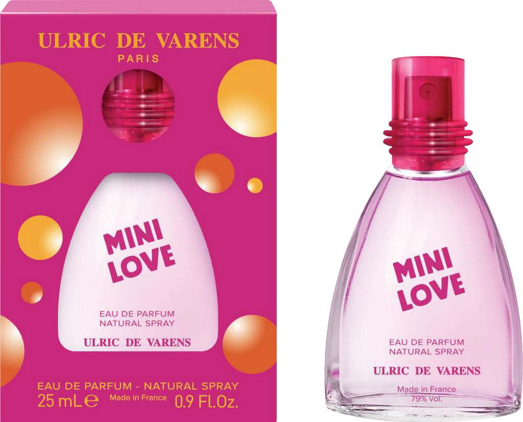 Parfumska voda, mini Love, ženska,25ml