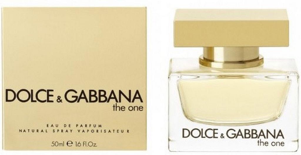 Parfumska voda Dolce & Gabbana, The one, 50 ml
