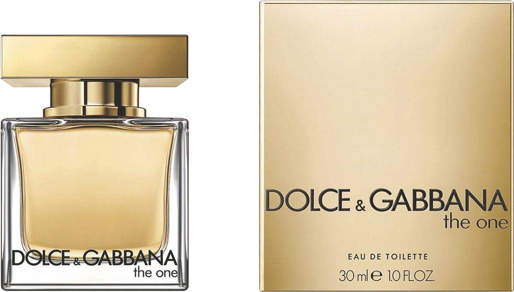 Toaletna voda Dolce & Gabbana, The One, ženska, 30ml