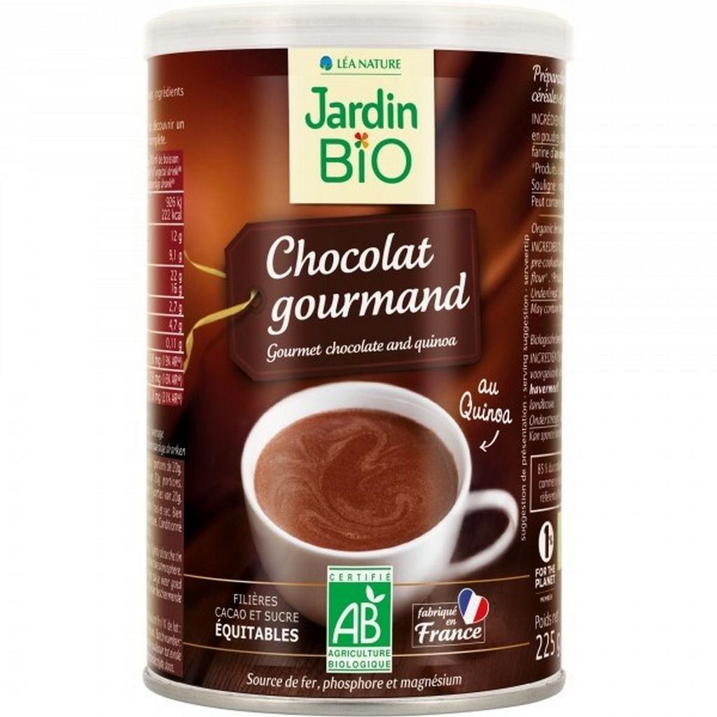 Čokolada Bio gourmet, v prahu s kvinojo, 225 g