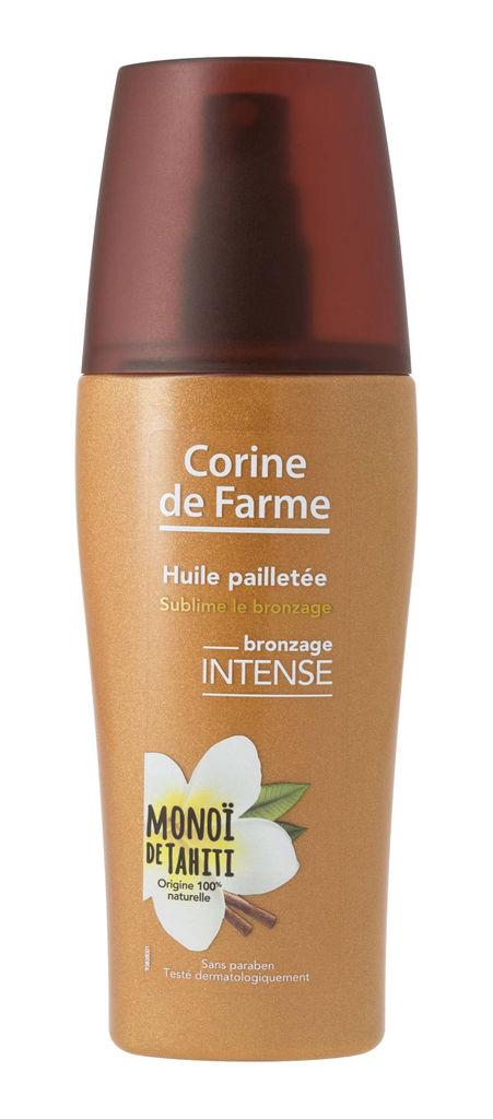 Olje Corine De Farme, za sončenje, 150ml