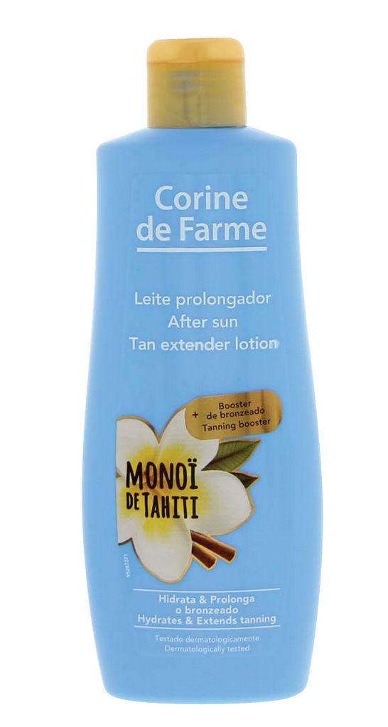 Losjon Corine De Farme, po sončenju, Longer Tan, 150ml