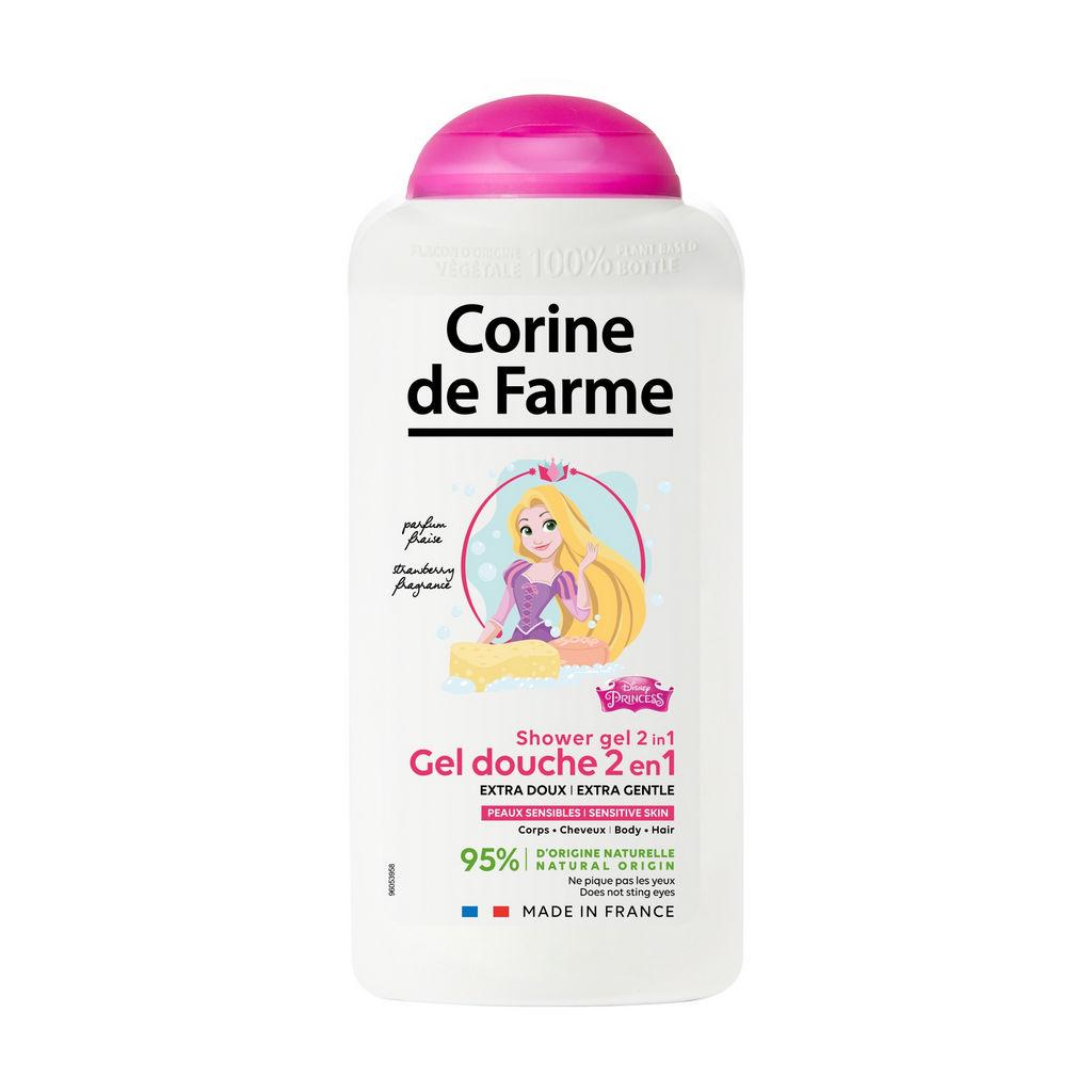 Šampon in tušgel Princess, 300 ml