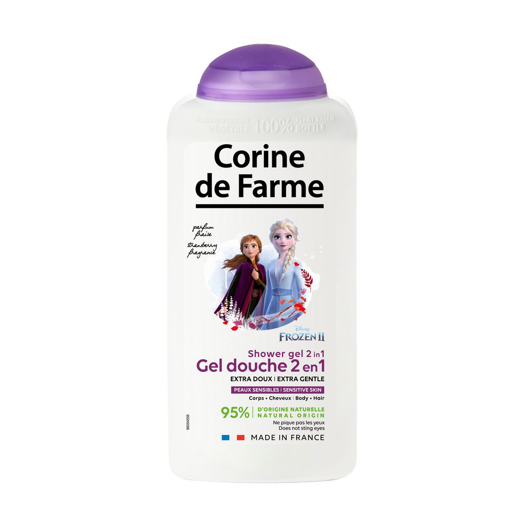 Šampon in tušgel Frozen II, 300 ml