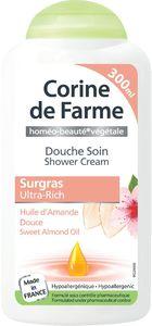 Gel za prhanje Corine de farme, sweet almond oil, 300ml