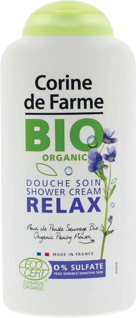 Tuš gel CDF, Relax shower cream, 300ml