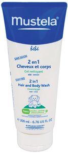 Šampon Mustela, 2v1, za umivanje, 200ml